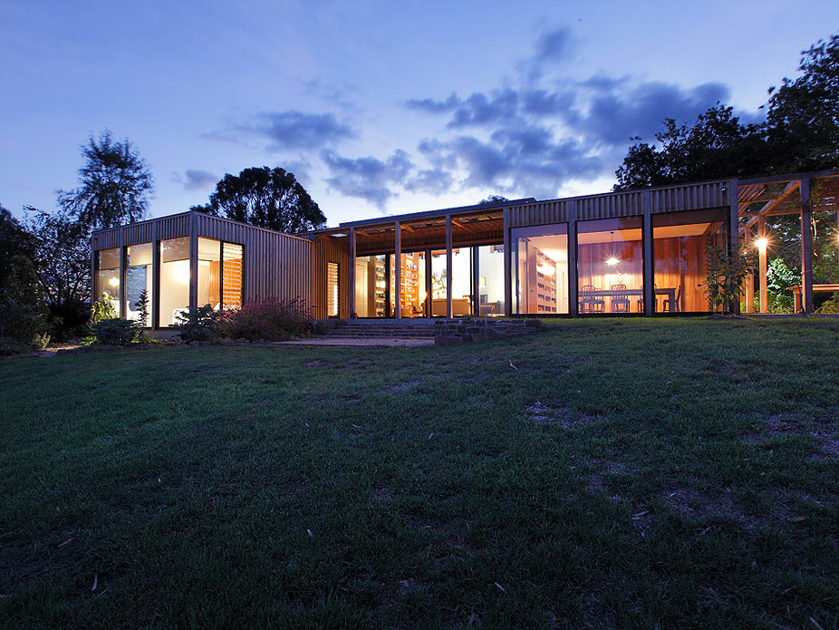 Mansfield house by Russell Barrett Architects (2 of 5)
