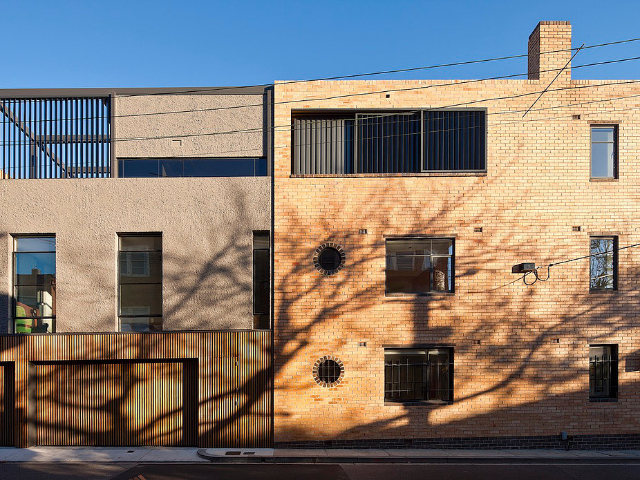 South Yarra House by Russell Barrett Architects (2 of 4)